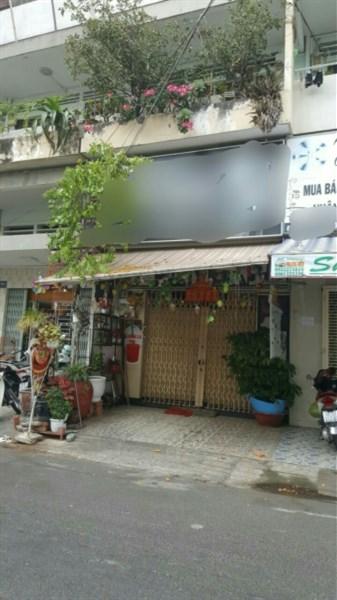 Nhà mặt tiền Đường 30, khu Bình Phú I, P10, Q6. Giá 3.3 tỷ