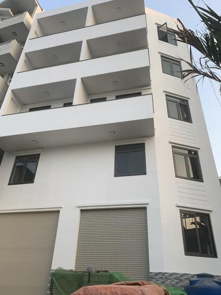Bán nhà dùng làm căn hộ dịch vụ, có thang máy, quận 7