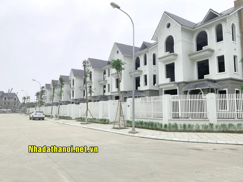 Bán biệt thự đơn lập khu D - Geleximco đường Lê Trọng Tấn, Hoài Đức, Hà Nội