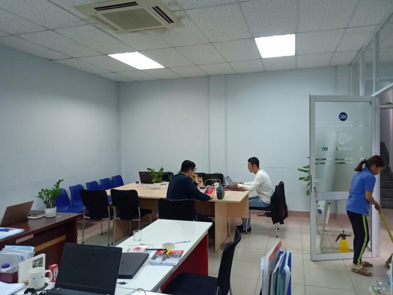 21 Trần Quốc Toản cho thuê văn phòng 80m2_12,3 triệu Quận Hải Châu_Đà Nẵng_0936213628