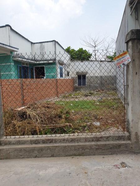 Bán lô đất hẻm xe hơi đường số 11 phường Trường Thọ. DT 68m2 - 3.6 tỷ