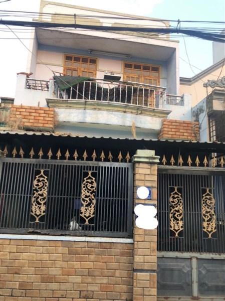 Nhà 1 trệt 1 lầu hẻm xe hơi đường Tô Ngọc Vân. P. Tam Bình. DT 70m2 - 3.3 tỷ