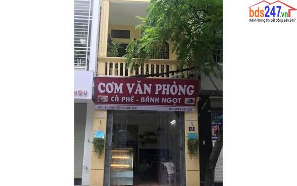 Cho thuê cửa hàng 41 Nguyễn Ngọc Nại, Thanh Xuân, Hà Nội