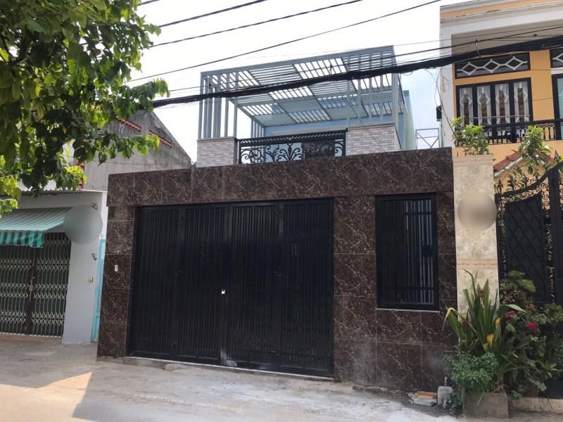 Bán nhà trệt lầu MT kinh doanh đường 41. P. Linh Đông. 98,2m2 - 6,5 tỷ