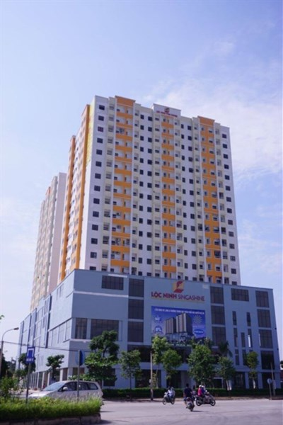 Chung cư Lộc Ninh, chiết khấu 16,5% (70% GTCH) vay vốn ngân hàng lãi suất cố định 5%. LH 0969338599