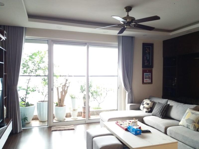 Tôi (chính chủ) cần bán nhanh chung cư Seasons Avenue, Tòa S1 - view Hồ Văn Quán.