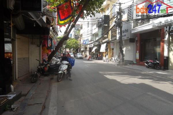 Cho thuê nhà mặt phố số 50 Hàng Cân, Hoàn Kiếm, Hà Nội