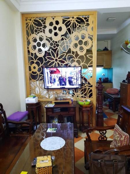 Bán nhà đẹp phố Thanh Nhàn, sổ nở hậu 35m2 x 5 tầng, giá 3.1 tỷ.