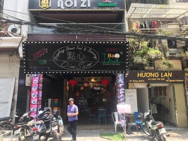 Cho thuê nhà số 36-38 phố Hàng Buồm, Hoàn Kiếm, Hà Nội