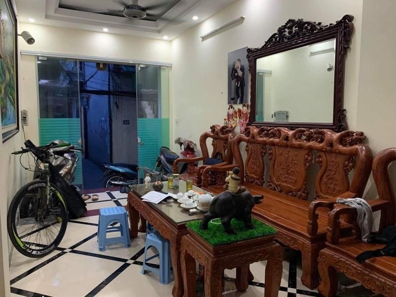 SIÊU PHẨM!!!Nhà Phố Trần Cung – Hoàng Quốc Việt, cách ô tô 10m, DT 32m2*5T*giá 3.3 tỷ.