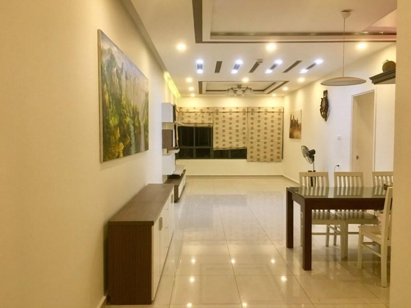 Bán nhanh chung cư mulberry lane, toà D, giá 23tr/m2, full đồ nội thất