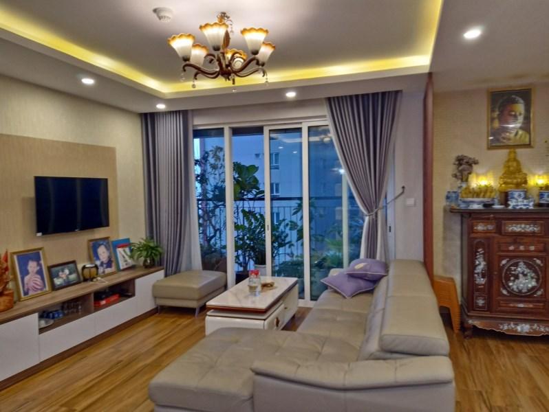 Bán nhanh căn hộ 3 PN - Tòa S4 chung cư Seasons Avenue, full đồ nội thất.