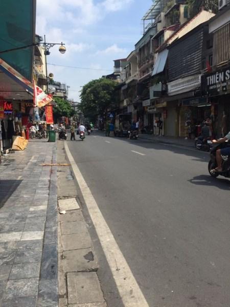 Bán nhà riêng phố Hàng Ngang, Hàng Đào, Hoàn Kiếm, 14m2x3t, chỉ 1,6 tỷ