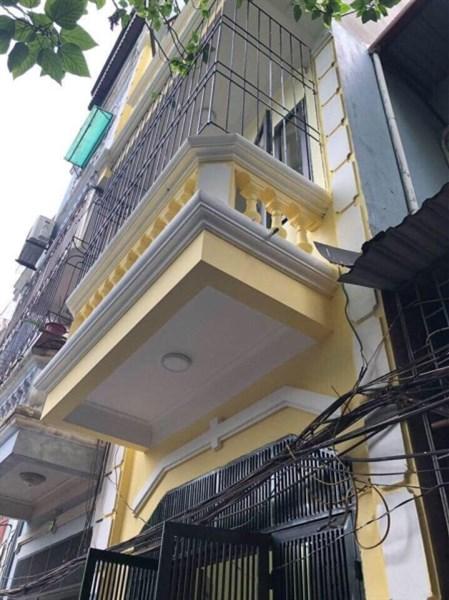 Bán nhà Nguyễn Chính, Hoàng Mai, DT 35m2 x 4 tầng, 4 ngủ, chỉ 2.45 tỷ, 0352736652