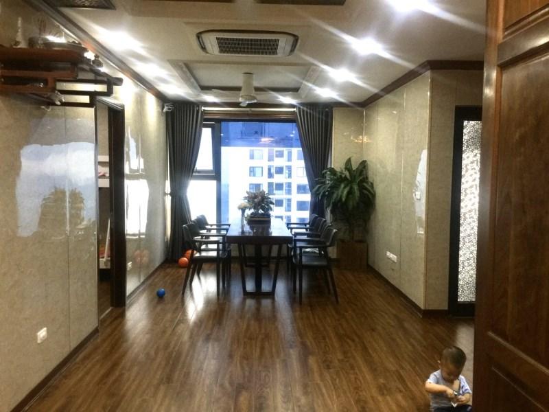 Bán căn hộ An Bình City 234 Phạm Văn Đồng, diện tích 83m2 Nội thất cơ bản.