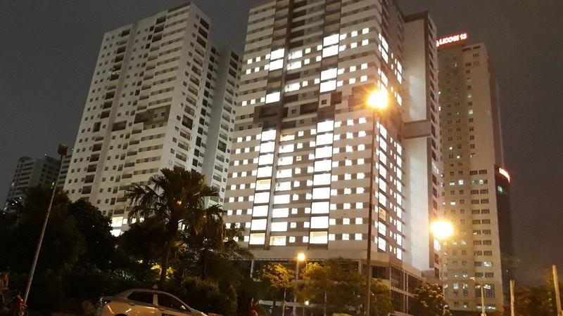 Cần bán gấp căn hộ chung cư Ban Cơ Yếu Chính Phủ, DT 66m2. LH: 0866678689