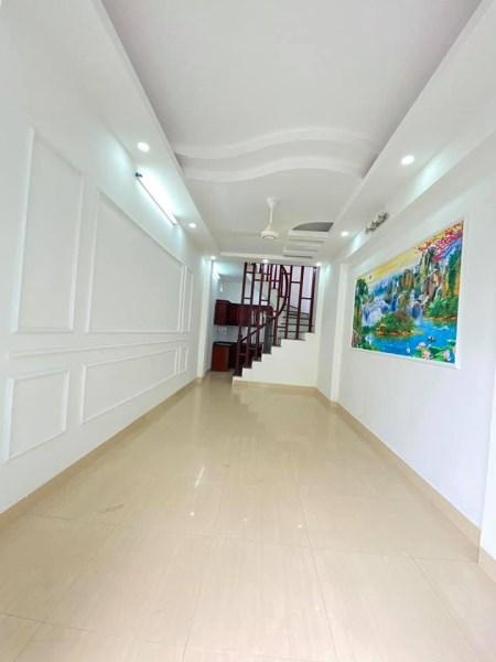 Bán nhà phố Nam Dư, Lô góc, Ô tô đỗ cửa giá 2.55 tỷ.