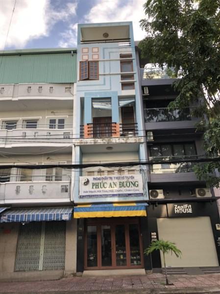 Nhà đẹp 80m2 MT đường Võ Liêm Sơn, p4, q8, nội thất cao cấp. SHR. 14,5tỷ. Lh:0352494754.