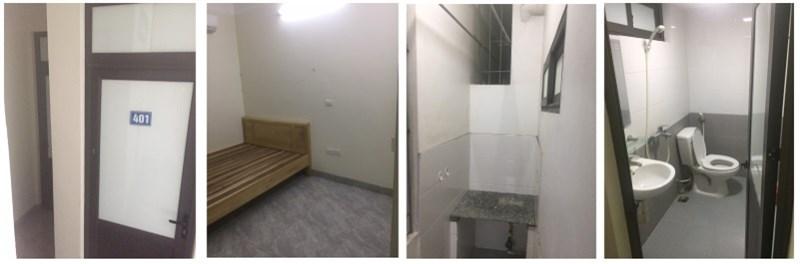Cho thuê phòng nhà 81 Ngõ 580 Trường Chinh, Đống Đa, 2,7tr, 0983560147