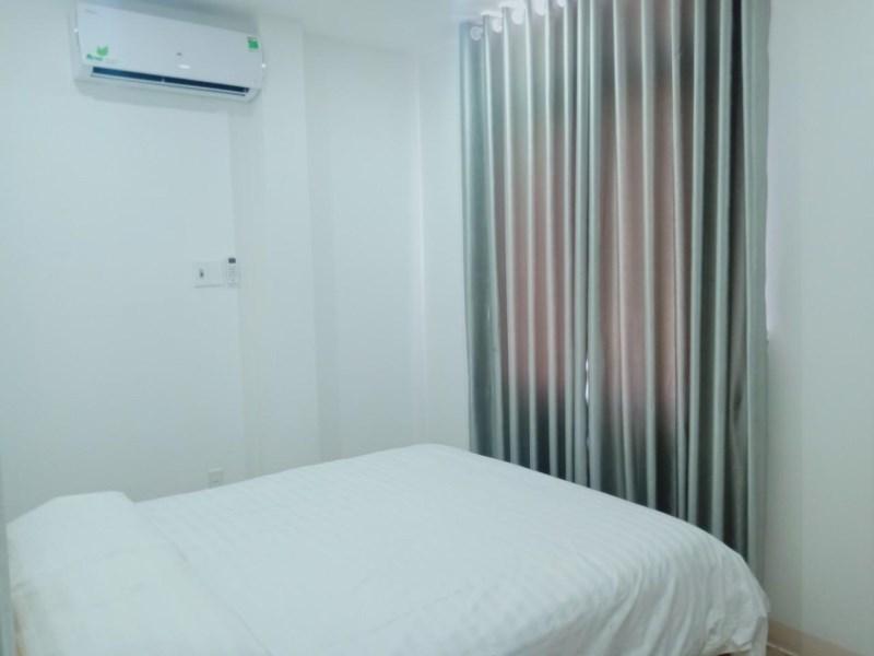 Cho thuê căn hộ mini, full nội thất, giá thuê rẻ gần Cầu Rồng