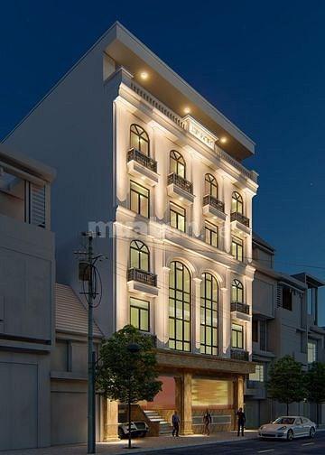 Cho thuê toà khách sạn 3 sao mặt phố Đỗ Đức Dục....GIÁ=25000 usd