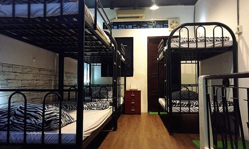 Phòng trọ mới an ninh cực rộng hiện đại giá rẻ dành cho sinh viên chỉ  900k/giường