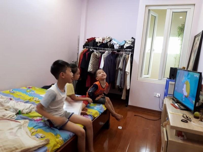3,6 tỷ oto tránh kinh doanh phố Định Công Thượng Hoàng Mai  40m2 x 5T