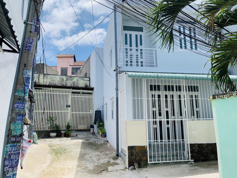 Bán nhà 1 trệt 1 lầu tại đường số 8, Tăng Nhơn Phú A,Quận 9, giá 2,75 tỷ