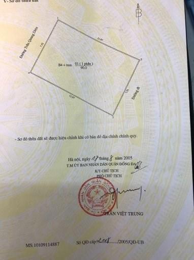 Bán 2 nhà liền kề số 49-51 Phố Trần Quang Diệu, Quận Đống Đa, Hà Nội