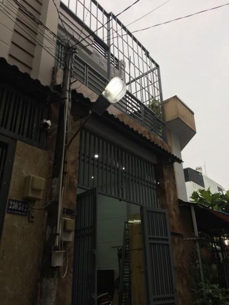 cần bán gấp nhà 65m2. trệt lầu hẻm 6m 230/54/ mã lò. Bình Trị Đông A, Bình Tân.