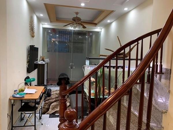 Chính chủ bán nhà 4 tầng,số 8 ngõ 101/38 Thanh Nhàn, Hai Bà Trưng, Hà Nội