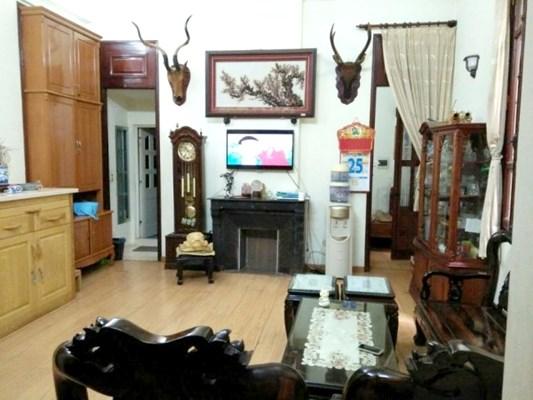 Chính chủ cho thuê căn hộ pháp cổ số 6 Lý Đạo Thành, Hoàn Kiếm, Hà Nội