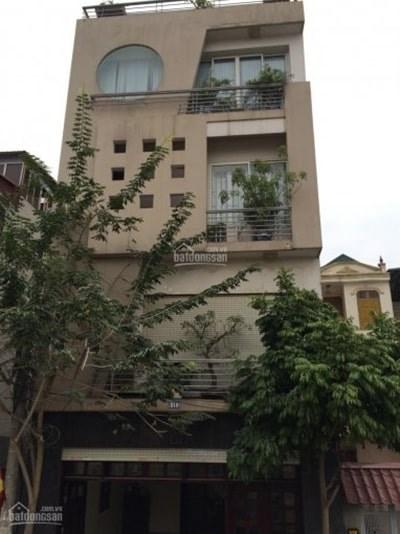 Cần bán hoặc cho thuê nhà riêng 5 tầng tại Âu Cơ, Quận Tây Hồ, Hà Nội