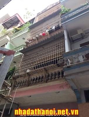 Bán nhà phân lô dãy C11 ngõ 261 Trần Quốc Hoàn, Quận Cầu Giấy