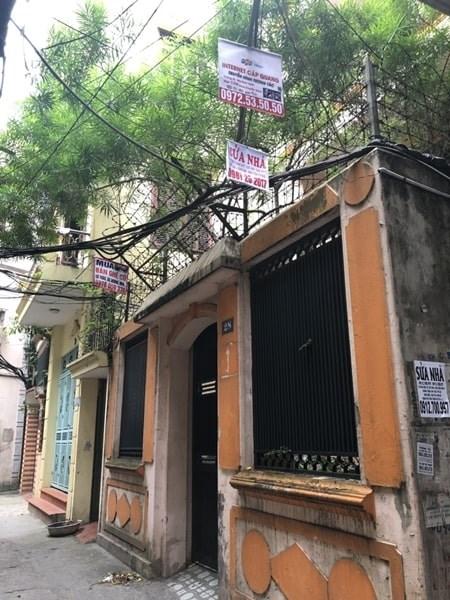 Chính chủ bán nhà Quận Hai Bà Trưng, Số 28 ngõ 126 Kim Ngưu