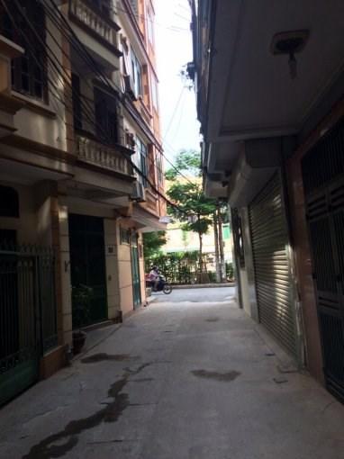 Chính chủ bán nhà Quận Hai Bà Trưng, ngõ 208 Trần Đại Nghĩa kéo dài