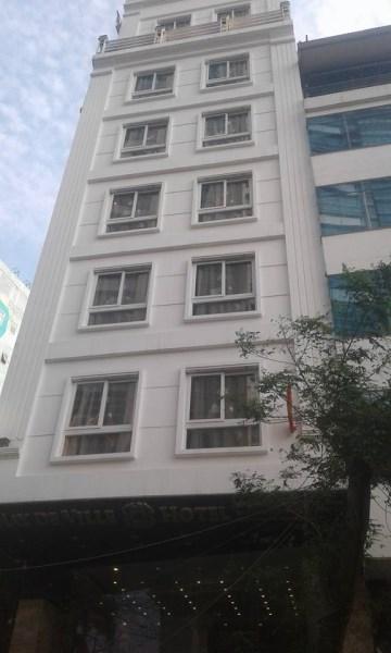 Bán khách sạn 3 sao 11 tầng, mặt phố Phạm Hồng Thái, Ba Đình, 206m2, giá 105 tỷ