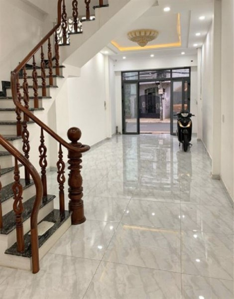 Bán nhà P5, Tân Bình, hẻm oto Cách Mạng Tháng 8, 4 tầng, 56m2, chỉ 8 tỷ(TL)