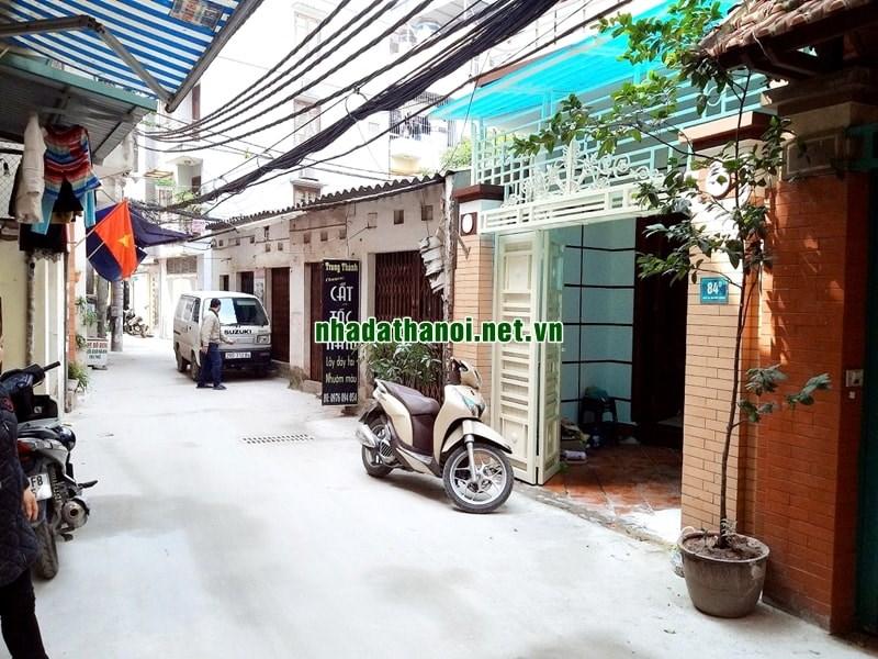 Bán nhà số 84D ngõ 445 Nguyễn Khang, Quận Cầu Giấy, Hà Nội