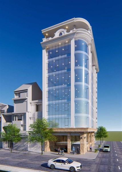 Cho thuê tòa nhà văn phòng trần thái tông ..Giá 8000 usd