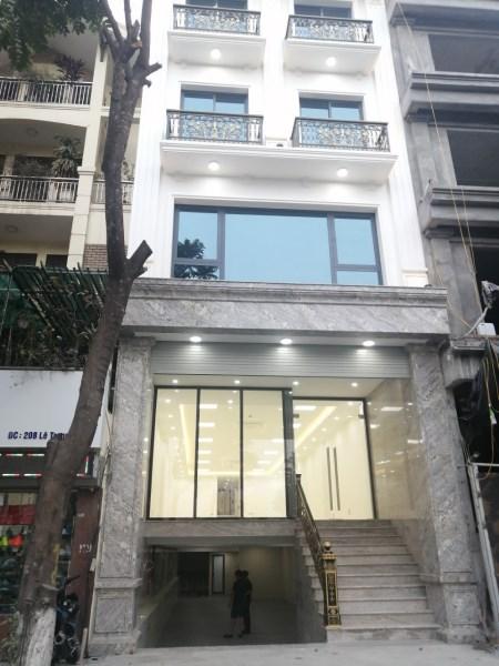 CHo thuê toà nhà 9 tầng mặt phố Tô Vĩnh Diện.....Giá:4000 usd