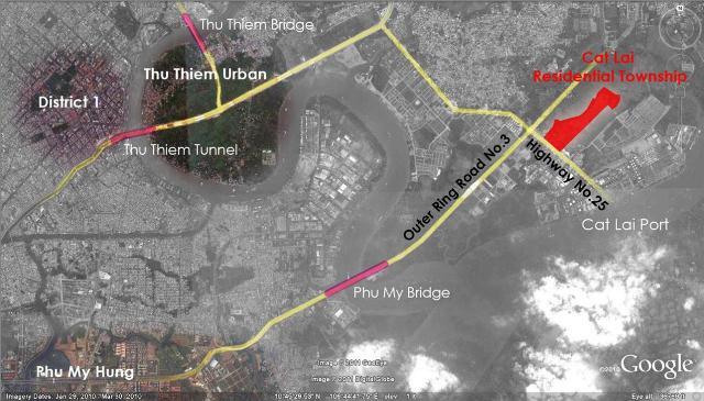 TPHCM sắp có thêm khu đô thị mới hơn 41 ha