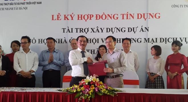 Dự án nhà xã hội AZ Thăng Long được bơm hơn 1.100 tỷ