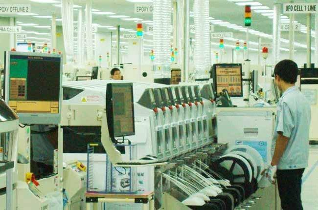 Samsung sắp đầu tư thêm 3 tỉ đô la Mỹ vào Thái Nguyên