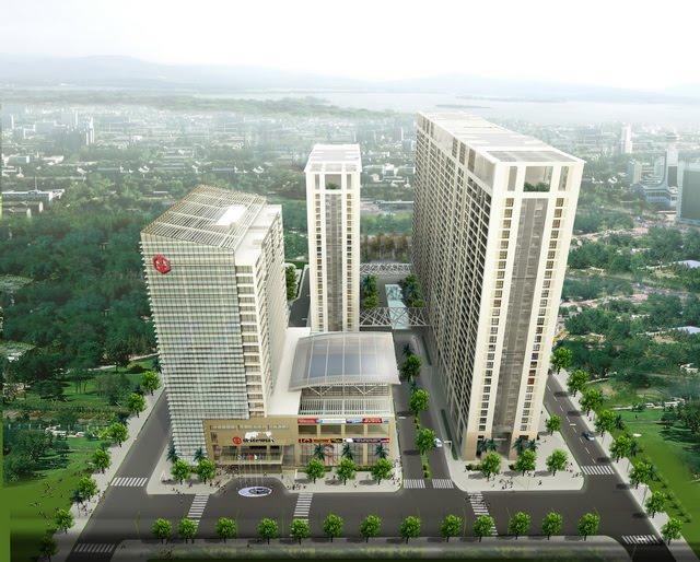 Tràng An Complex – Tổ hợp chung cư lớn nhất phía Bắc Cầu Giấy