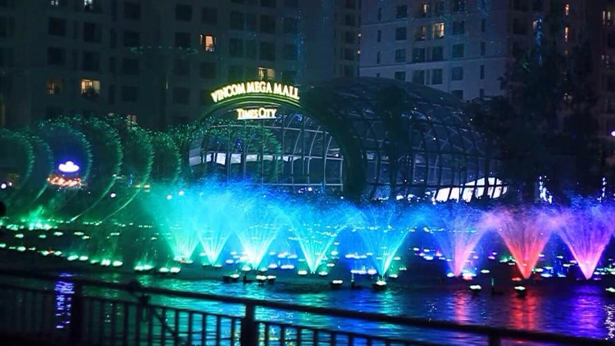 Khu đô thị dự án Times City Minh Khai Hà Nội