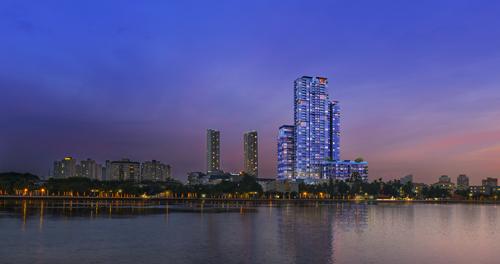 Bất động sản cao cấp Việt Nam thu hút nhà đầu tư Anh