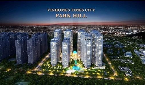 RA MẮT DỰ ÁN VINHOMES TIMES CITY - PARK HILL