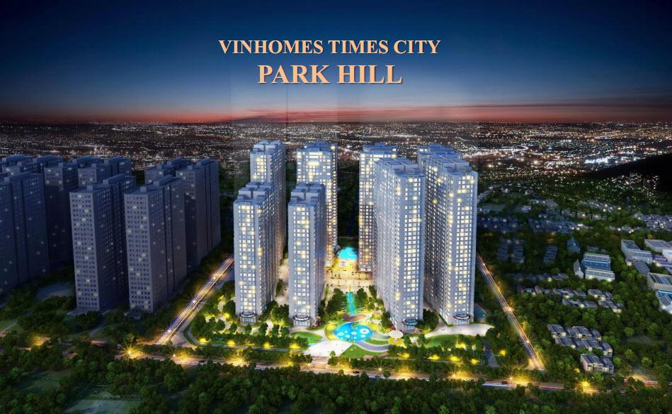 10 lý do nên mua  căn hộ Times city Park Hill