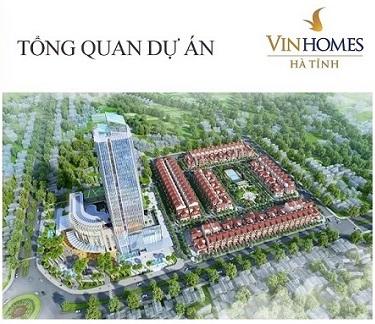Gần 70% căn hộ liền kề, nhà biệt thự Vincom Hà Tĩnh đã có chủ